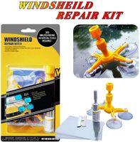 ZQYRLAR Auto Windschutzscheibe Repair Kit für Fix Auto Glass Windschutzscheibe Crack Chip Scratch