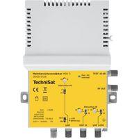 Technisat MBV 5 Mehrbereichsverstärker Sat/Installation 47 - 862 MHz silber/gelb