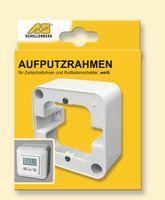 Schellenberg Rahmen 1-fach AP weiß rund