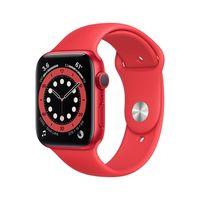 Apple Watch Series 6, OLED, Touchscreen, 32 GB, WLAN, GPS