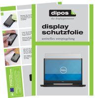 2x Dell G5 15 5590 15.6 Zoll Schutzfolie matt Displayschutzfolie Folie Display