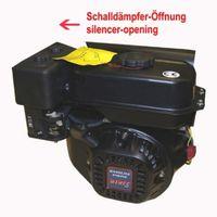 ATIKA Ersatzteil Benzinmotor Loncin LC170F 4,5 kW - 212 ccm für GHB 760 **NEU**