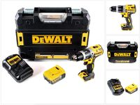 DeWalt DCD 796 P1 Akku Schlagbohrschrauber 18V 70Nm Brushless + 1x Akku 5,0Ah + Ladegerät + TSTAK
