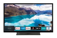 Toshiba 24WL3C63DAX 24 Zoll Fernseher (Smart TV, HD-Ready, Triple Tuner, WLAN, Bluetooth) [Modelljahr 2021])
