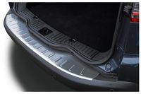 Edelstahl Ladekantenschutz für Ford S-Max Abkantung  2006-2010