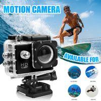 1080P wasserdichtes Gehäuse WIFI Mini Action Cam HD DV Sportrekorder Kamera