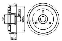 Bosch Bremstrommel Hinterachse 0 986 477 118