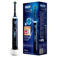 Oral-B Elektrische Zahnbürste - Genius X - Midnight Black
