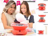 InnovaGoods Zuckerwattemaschine SweetyCloud