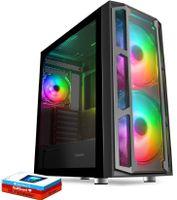 Gamer PC AMD Ryzen 5 3600 6x4.2GHz 16GB GTX 1650 4GB Gaming Computer Rechner