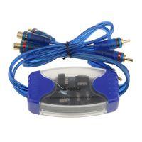 Universal Vier Kanal 4 RCA Ground Loop Isolator Rauschfilter Entstörfilter für Auto Audio