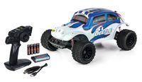 Carson 1:10 VW Beetle FE 2.4G 100% RTR, Geschwindigkeit bis zu 35 km/h, ferngesteuertes Auto,  500404142