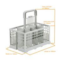 Bosch Siemens Besteckkorb 00093046 - alternativ - Spülmaschine DREHFLEX®
