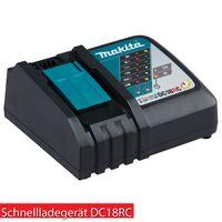 Makita 197570-9 Power-Source-Kit Li 18 V/5,0 Ah 2x Akku + Ladegerät