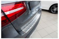 Ladekantenschutz mit Abkantung für Mercedes GLC Typ X253 Edelstahl Bj. 09/2015-