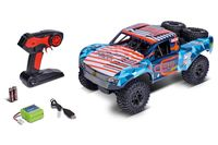 Carson 1:10 RC Amphi Pow. Truck  2.4Ghz100 % RTR orange