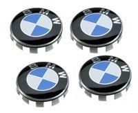 Nabenkappen Felgendeckel Radnabendeckel für BMW, Nabendeckel 68mm Felgenkappen für BMW Felgen Wheel Centre hub caps