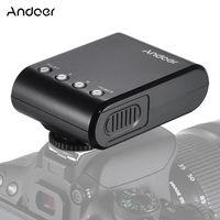 Andoer WS-25 Professioneller, tragbarer Mini-Digital-Slave-Blitz Speedlite-Blitz fuer die Kamera mit Universal-Blitzschuh GN18 fuer Canon Nikon Pentax-Kamera