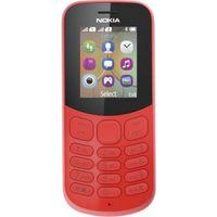 Nokia 130 (2017) 1,8 Zoll (4,57 cm) LCD 120 x 160, Bluetooth , 1020 mAh, Rot