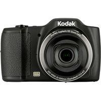 Kodak Pixpro FZ201 Kompaktkamera, Farbe:Schwarz