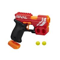Nerf Rival Knockout XX-100 rot und offizielle Nerf Rival Foam Balls