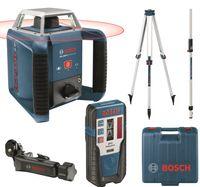 Bosch GRL400HSet Rotationslaser, im Koffer