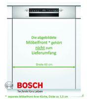 Bosch SMI2ITS33E integrierter Geschirrspüler