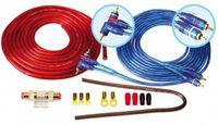 Sinustec BCS-1600 Kabelset 16 mm² Batteriekabel Massekabel Cinchkabel Sicherung