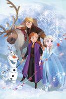 Disney Frozen Elsa Anna  Fleecedecke Schmusedecke Kuscheldecke 100 x 150 cm