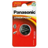Panasonic CR2354 1er Blister Lithium Knopfzelle CR-2354EL/1B 5,4mm x 23mm, 560mAh