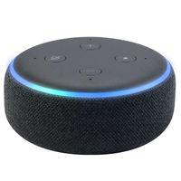 Amazon Echo Dot 3 anthrazit Intelligenter Assistant Speaker (EU Stecker)