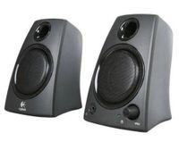 LOGITECH Z130 2.0 Stereo Speaker - UK Version (Stecker-Typ G)