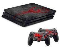 Hama - 54466 Design-Skin Undead für PlayStation 4 PRO