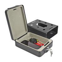 Mobilsafe Safe Campingsafe Geldkassette Autotresor Travelsafe für Wohnwagen und Wohnmobil