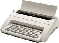 """OLYMPIA Elektrische Schreibmaschine """"Carrera de luxe"""""""