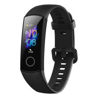 "HONOR Band 5 schwarz Smartwatch Fitnesstracker 0,94"" AMOLED-Display Bluetooth"