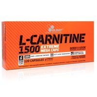 Olimp L-Carnitine 1500 Extreme Mega Caps, 120 Kapseln