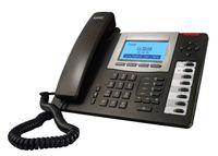 AGFEO T19  SIP Telefon schwarz schnurgebunden
