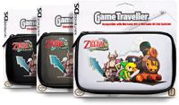 Nintendo DS Lite/DSi - Tasche Zelda 'Spirit Tracks'- (farbig sortiert)