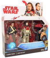 Hasbro Disney Star Wars Force Link Figuren Set Chirrut und Baze