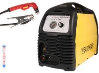 WELDINGER Plasmaschneider PS 56 air pilot pro mit Pilotlichtbogen und Kompressor