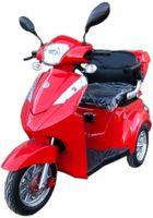 E-Rider TMM 2 Seniorenmobil Elektromobil Elektroroller 25 km/h 1.000 W Rot