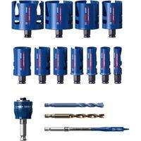 Bosch Lochsägensatz Expert Tough Material 15-teilig 20 - 76 mm Schnitttiefe 60 mm