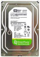 1TB HDD WD10EURX, WD AV-GP, SATA-Festplatte von Western Digital. ID29390