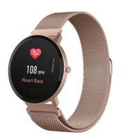 Forever Active Smartwatch  SB-320, Farbe: Rosegold
