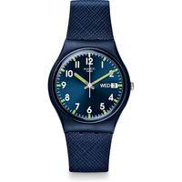 Swatch GN718 Sir Blue Uni Armbanduhr