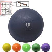 Slamball I Medizinball 3 - 20 kg I Slam Ball versch. Farben Gewicht: 10 kg