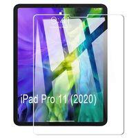 iPad Pro 11 2020 Panzerglas Panzerfolie Schutzfolie Display Schutz Folie Full-Screen Tempered Glas Echtglas Screen Protector Glasfolie