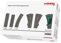 Märklin H0 24802 Digitale C-Gleis-Ergänzungspackung D2.