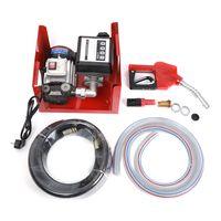 Dieselpumpe Heizölpumpe Kraftstoffpumpe Ölpumpe Ölabsaugpumpe 230V 60l/M 550W